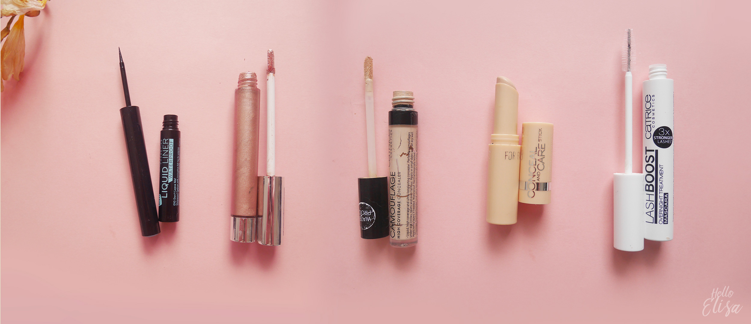 Catrice produits maquillage