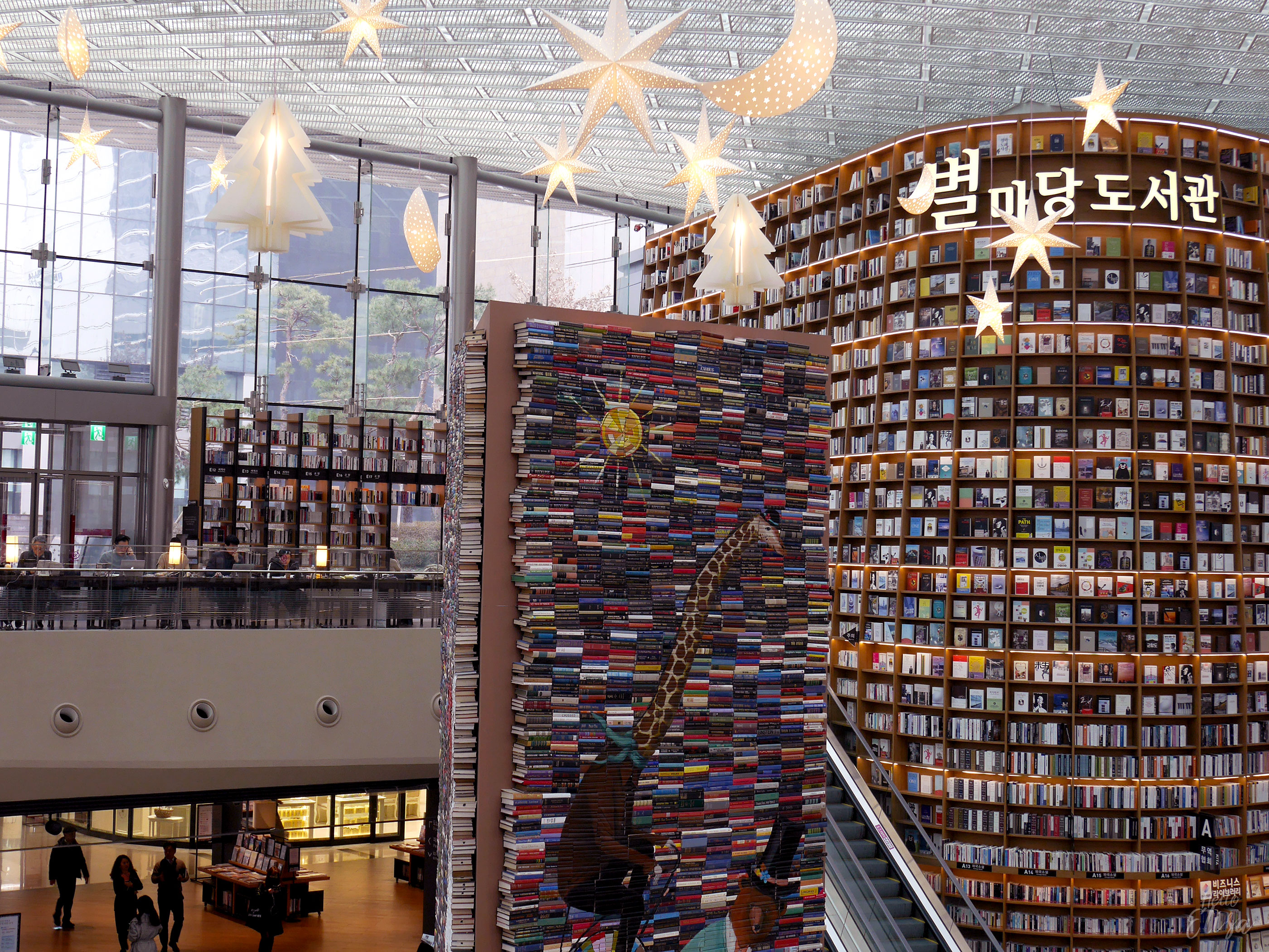 COEX Starfield library